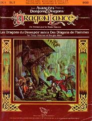 Les Dragons du Desespoir Suivis Des Dragons de Flammes (Dragons of Despair/Dragons of Flames) (French Edtion)