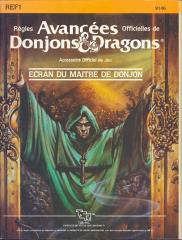 Ecran du Maitre de Donjon (Dungeon Master's Screen, French Edition)