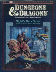 Night's Dark Terror (UK Edition)