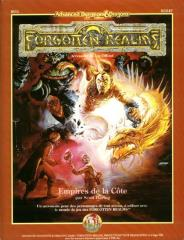Empires de la Cote (Empires of the Sands) (French Edition)