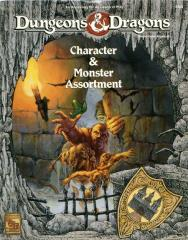 Character and Monster Assortment Pack