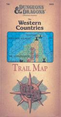 Western Countries Trail Map, The