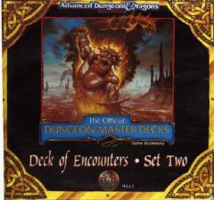 Deck of Encounters - Set #2