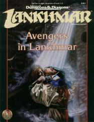 Avengers in Lankhmar