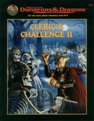 Cleric's Challenge II