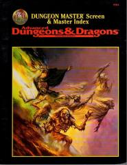 Dungeon Master's Master Index