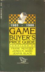 1985-1986 Game Buyer's Price Guide