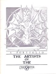 A Portfolio - The Artists of TSR