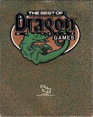 Best of Dragon Magazine Games, The