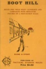 Boot Hill (1st Edition, 1st Printing)