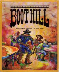 Boot Hill (2nd Edition, 1st Printing)