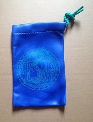 Dragon Dice - Dice Bag, Blue