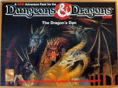 Dungeons & Dragons Board Game - The Dragon's Den