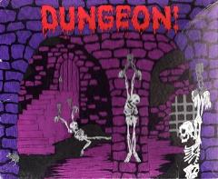 Dungeon! (1st Edition, 1st Printing, Color Version)