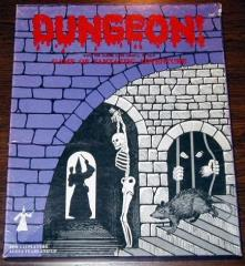 Dungeon! (1st Edition, 2nd Printing)