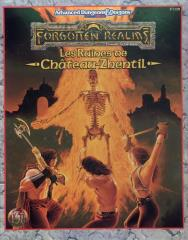 Ruines de Chateau-Zhentil, Les (The Ruins of Zhentil Keep) (French Edition)