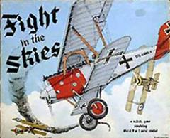 Fight in the Skies (1st Printing, Blue)