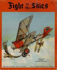 Fight in the Skies (2nd Printing, Orange)