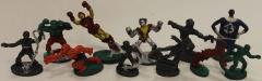 Marvel Superhero & Supervillain Collection #1
