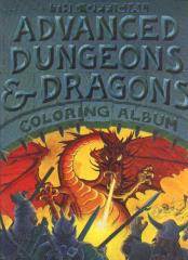 Official Advanced Dungeons & Dragons Coloring Album, The