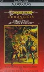 Dragons of Autumn Twilight - AudioBooks