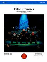 False Promises (TSRS, 2nd Printing)