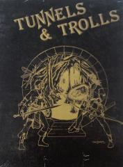 Tunnels & Trolls (5th Edition, Rare Black Box w/Gold)