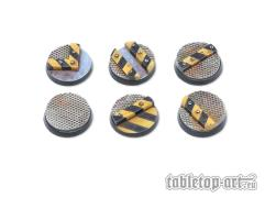 25mm Round Bases - Manufactory
