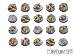 25mm Round Base Deal - Manufactory