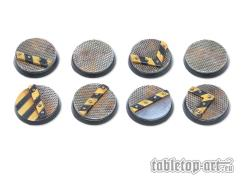 32mm Round Bases - Manufactory