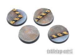 40mm Round Bases - Manufactory