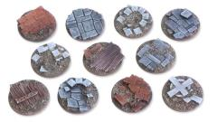 25mm Round Base - Viking Raid Bases