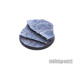 50mm Round Bases - Stone Slabs