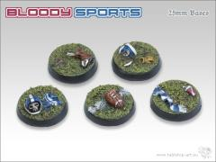 25mm Round Base - Bloody Sports