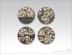 40mm Round Base - Stone Floor