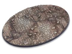 170mm Oval Base - Stone Floor