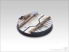 60mm Round Base #1 - Starship