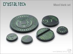 Blank Base Set - Crystal Tech