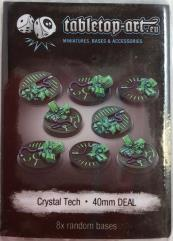 40mm Round Base - Crystal Tech (8)
