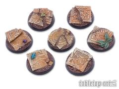 32mm Round Base - Lizard City