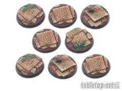 40mm Round Base Deal - Lizard City