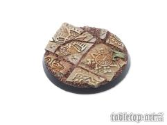 50mm Round Base #1 - Lizard City