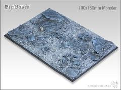 100x150mm Monster Base - Shale Ground