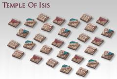 20MM Square Base - Temple of Isis