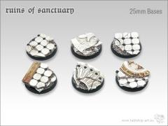 25mm Round Base - Ruins of Sanctuary