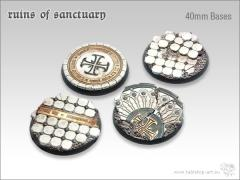 40mm Round Base - Ruins of Sanctuary