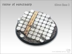 60mm Round Base #3 - Ruins of Sanctuary