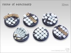 32mm Round Base - Ruins of Sanctuary