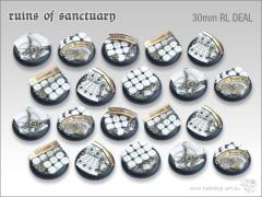 30mm Round Base - Ruins of Sanctuary (20)