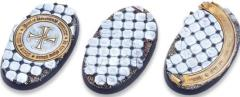 60mm Oval Bases - Ruins of Sanctuary
